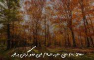 دعای امام علی علیه السلام حین وضو گرفتن پرخیر