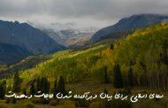 دعای اسلامی برای بیان و برآورده شدن حاجات و مهمات